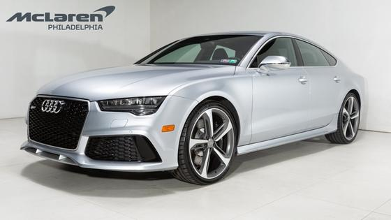 2016 Audi RS7 Prestige:22 car images available