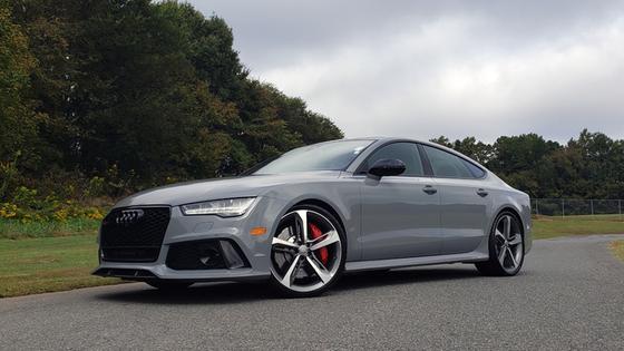 2018 Audi RS7 Prestige:24 car images available