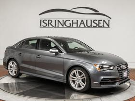 2016 Audi S3 :24 car images available