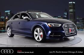 2017 Audi S3 :24 car images available