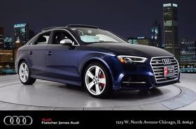 2018 Audi S3 :24 car images available