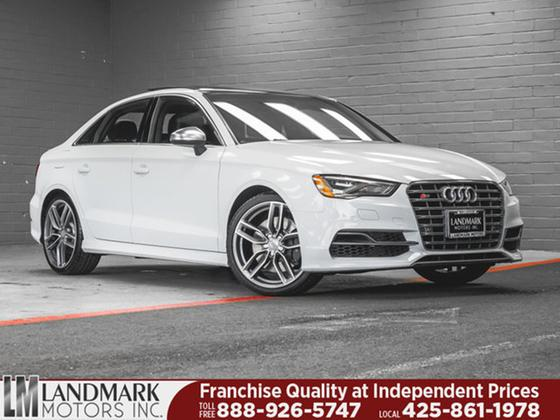 2015 Audi S3 2.0T Premium Plus:24 car images available