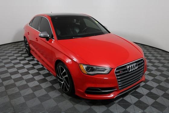 2015 Audi S3 2.0T Premium Plus:24 car images available
