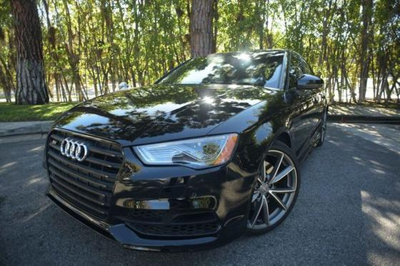 2016 Audi S3 2.0T Premium Plus:24 car images available