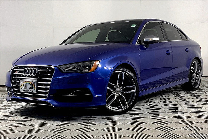 2015 Audi S3 2.0T Premium:24 car images available