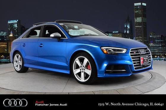 2018 Audi S3 Premium Plus:24 car images available