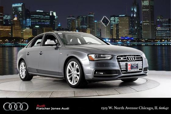 2016 Audi S4 :24 car images available