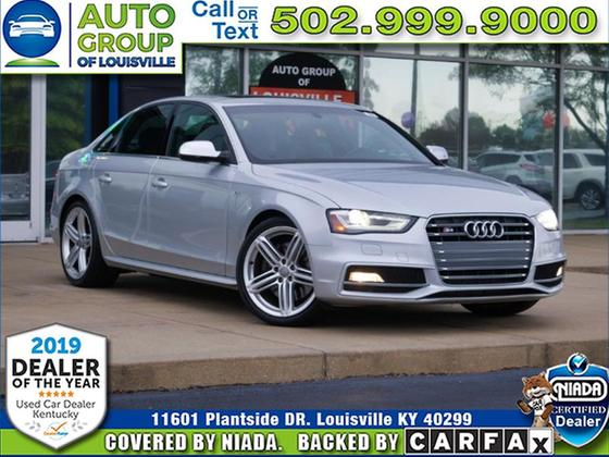 2013 Audi S4 :24 car images available
