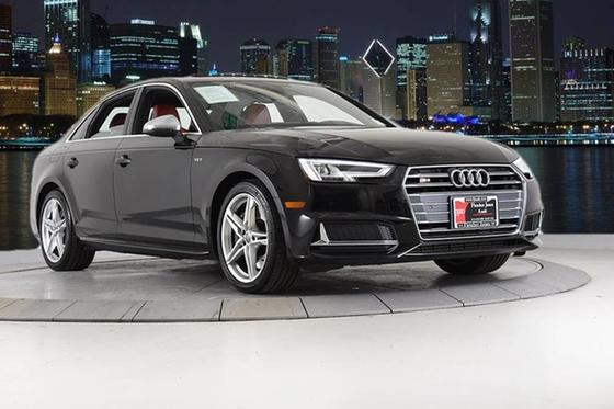 2018 Audi S4 :24 car images available
