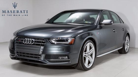 2015 Audi S4 3.0T Premium Plus:21 car images available