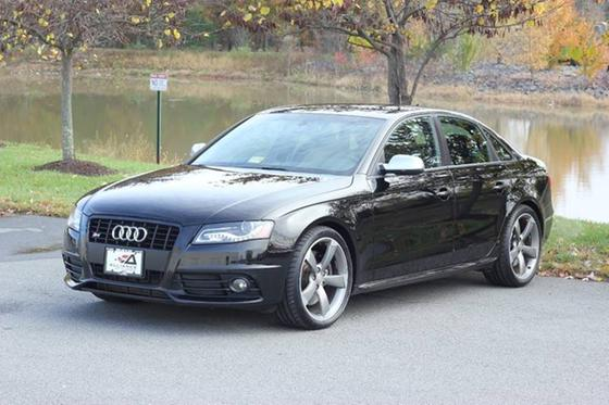 2011 Audi S4 3.0T Premium Plus:24 car images available
