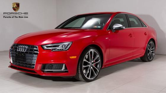 2018 Audi S4 3.0T Premium Plus:23 car images available