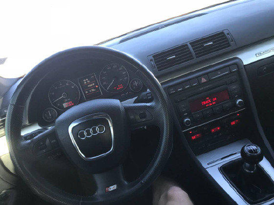 2007 Audi S4 DTM