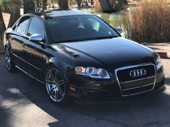2007 audi s4 dtm for sale in tempe az exotic car list. Black Bedroom Furniture Sets. Home Design Ideas