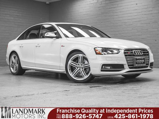 2015 Audi S4 Premium Plus:24 car images available
