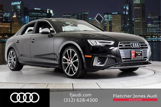 2019 Audi S4 Premium Plus:24 car images available
