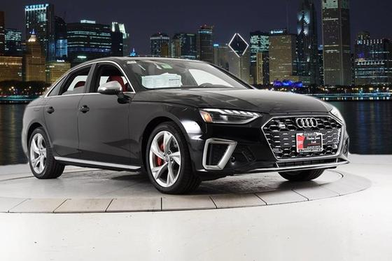 2020 Audi S4 Premium Plus:24 car images available