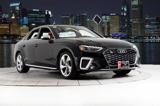 2020 Audi S4 Premium Plus:24 car images available