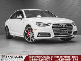 2018 Audi S4 Premium Plus:24 car images available