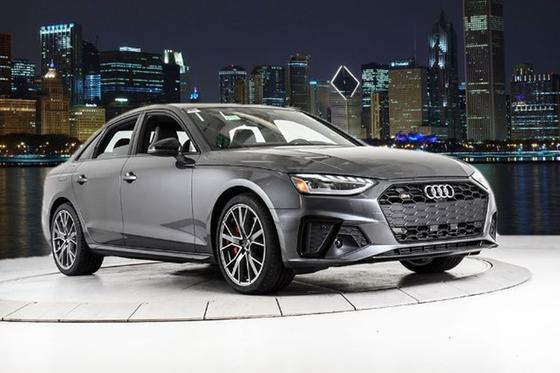 2021 Audi S4 Premium Plus:24 car images available
