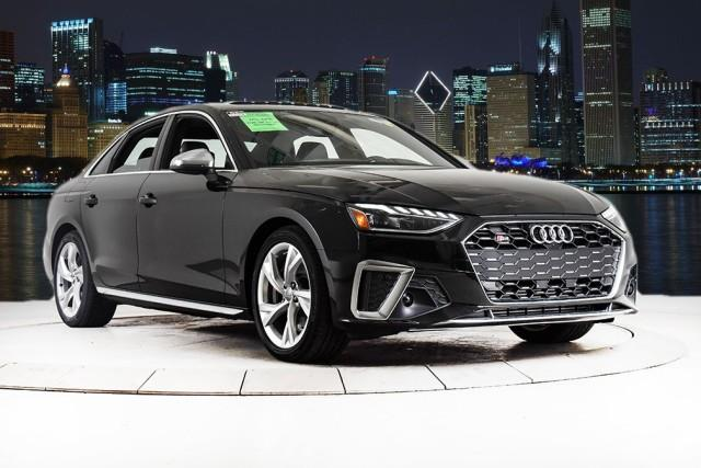 2021 Audi S4 Premium Plus:24 car images available