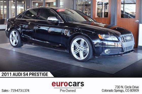 2011 Audi S4 Prestige:24 car images available