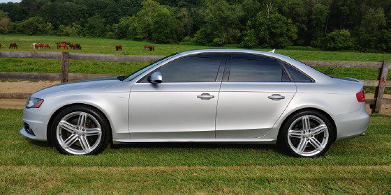 2011 Audi S4 Prestige:12 car images available