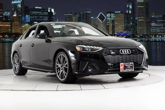 2020 Audi S4 Prestige:24 car images available