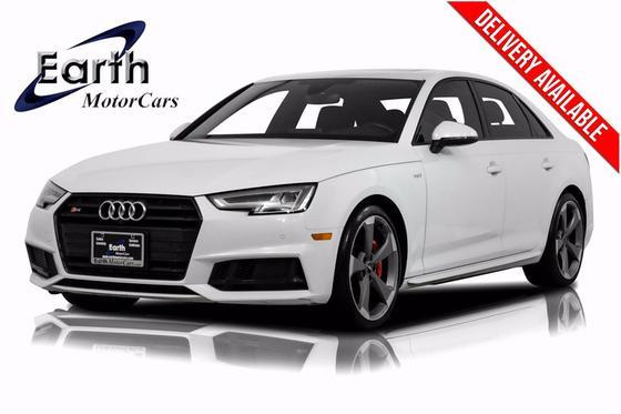 2018 Audi S4 Prestige:24 car images available