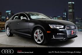 2018 Audi S4 Quattro:24 car images available