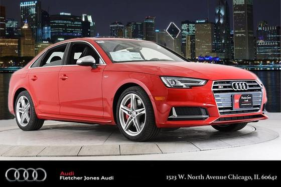 2018 Audi S4 Quattro:24 car images available