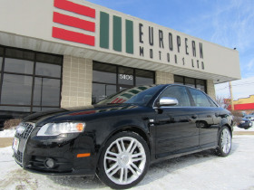 2007 Audi S4 Quattro:22 car images available