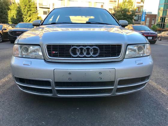 2001 Audi S4 Quattro