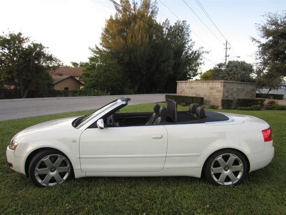2005 Audi S4 Quattro:24 car images available