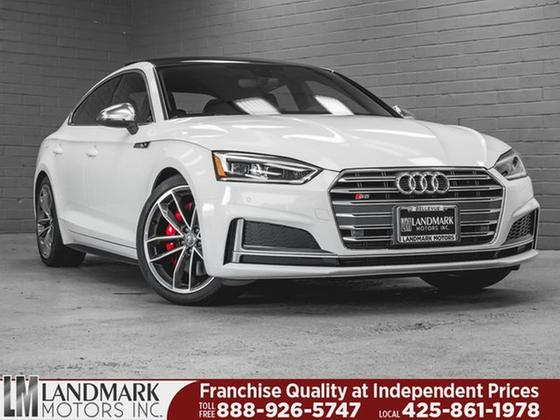 2018 Audi S5 :24 car images available