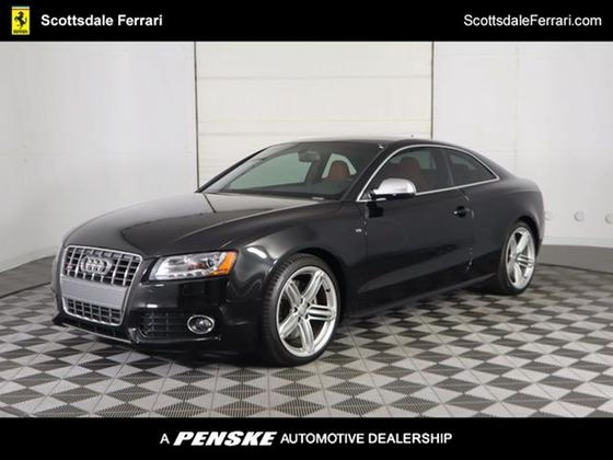 2010 Audi S5 :24 car images available