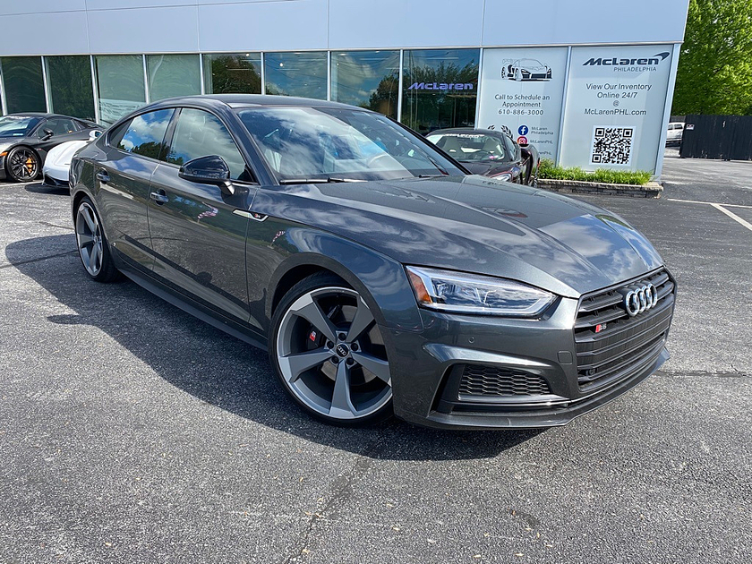 2019 Audi S5 :10 car images available