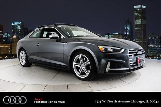 2018 Audi S5 3.0 Premium Plus:24 car images available