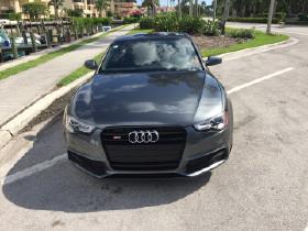 2015 Audi S5 3.0 Premium Plus