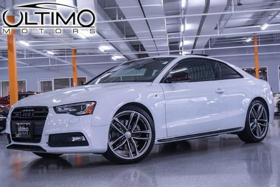 2016 Audi S5 4.2 Premium Plus:24 car images available
