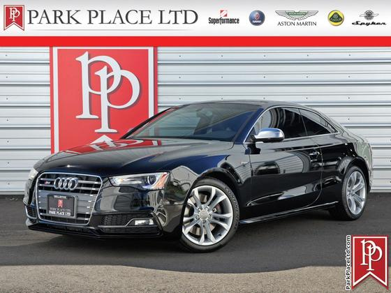2013 Audi S5 4.2 Premium Plus:24 car images available