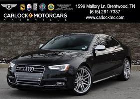 2015 Audi S5 4.2 Premium Plus:24 car images available
