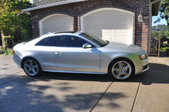 2010 Audi S5 4.2 Premium Plus