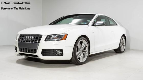 2010 Audi S5 4.2 Prestige:22 car images available