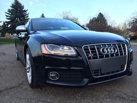 2009 Audi S5 4.2 Quattro
