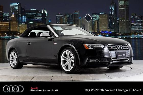 2015 Audi S5 Cabriolet:24 car images available