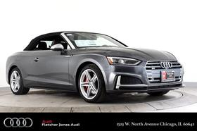 2018 Audi S5 Cabriolet:24 car images available