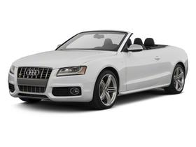 2011 Audi S5 Cabriolet : Car has generic photo