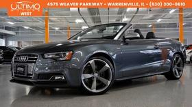 2017 Audi S5 Cabriolet:24 car images available