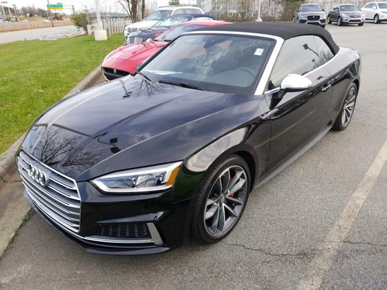 2019 Audi S5 Cabriolet:4 car images available